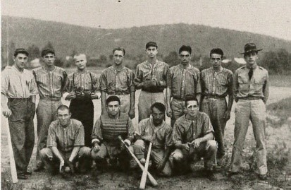 Company 2436 Baseball Team