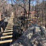 Desoto Suspension Bridge